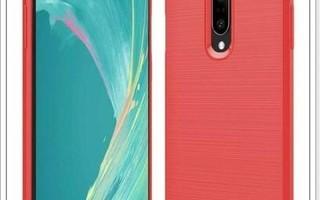 OnePlus 7 Pro  / OnePlus 7T Pro - Punainen geelikuori #25102