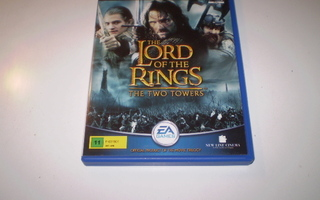 The Lord of the Rings: The Two Towers, Play Station 2