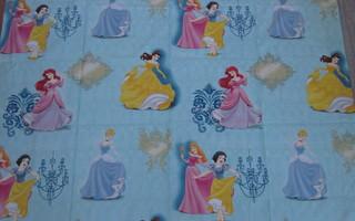 Disney Prinsessat kangas / verho