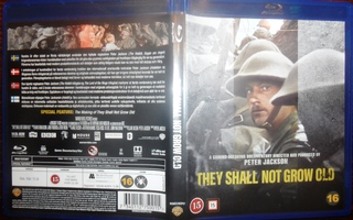They Shall Not Grow Old (bluray, document by Peter Jackson)