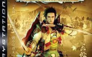 Genji - Days Of The Blade ( ps3 ) 6532