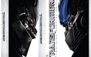 Transformers - 2 Disc Special Edition [DVD]  R2