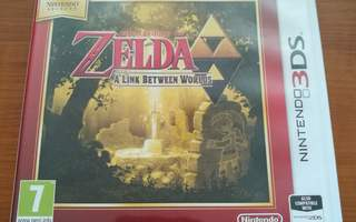 3DS: The Legend of Zelda - Link Between Worlds