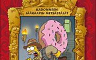 DVD: Simpsonit: Kadonneen jääkaapin metsästäjät