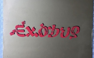 Bob Marley & The Wailers: Exodus (LP)