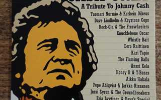 Various - Cash Only,  A Tribute To Johnny Cash CD PROMO
