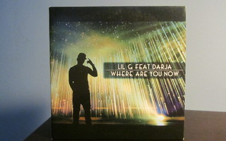 Lil G Feat Darja - Where are you now CDr-Single