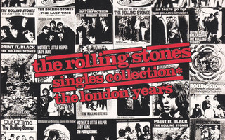 THE ROLLING STONES: Singles Collection-The London Years 3CD
