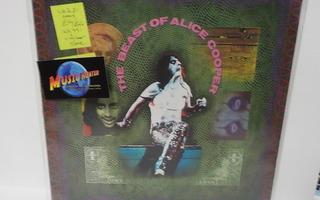 ALICE COOPER - THE BEAST OF ALICE COOPER EX+/EX+ LP