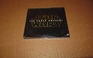 Star Wars CD The Force Awakens Or. Motion Picture Soundtrack
