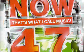 Now That's What I Call Music! 47 (2CD) EX!!