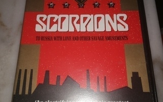 Scorpions To Russia With And Other Savage Amusements