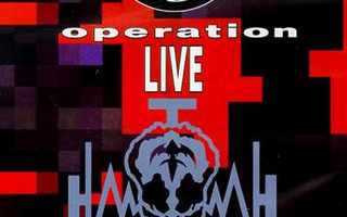 DVD Queensrÿche - Operation: LIVEcrime USA