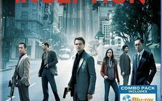 Inception  -  (Blu-ray + DVD)