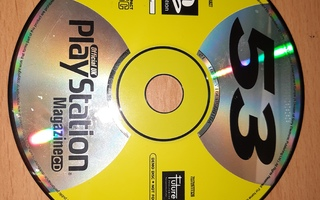 PS1 Official UK 53 PlayStation magazine demo