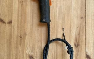 Stihl FS 250 raivaussaha,käyttövivusto johtoineen