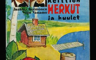 KESÄKEITTIÖN HERKUT ja HUULET V Vanamo & J Kolmonen HYVÄ+++