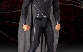 JAKKS SUPERMAN BLACK 79cm - HEAD HUNTER STORE.