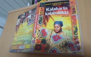 Naisten et.tsto nro 1 - Kalaharin kalabaliikki  dvd 115114
