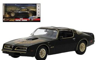 SMOKEY AND THE BANDIT 1977 PONTIAC FIREBIRD	(62 406)	1:32, n