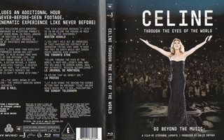 Celine Through The Eyes Of The World(41042)kBLU-RAY