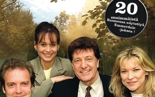 EMMERDALE -  (3 disc) DVD Boxi