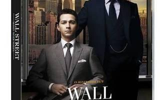 WALL STREET : MONEY NEVER SLEEPS ( MICHAEL DOUGLAS ) dvd