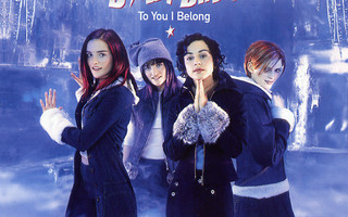 B*Witched – To You I Belong CD Maxi-Single