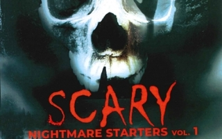 scary nightmare starters vol 1	(67 730)	UUSI	-FI-	nordic,	BL