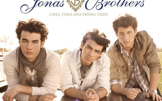 Jonas Brothers – Lines Vines & Trying Times