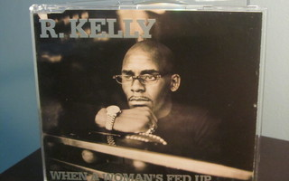 R. Kelly – When A Woman's Fed Up CD-Single