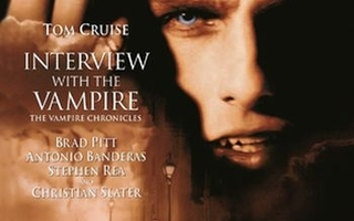 Interview With The Vampire  -   (Blu-ray)