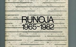 RUNOJA 1965 -1982 : Pentti Saaritsa 1p SKP HYVÄ++
