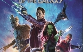 Guardians of the Galaxy 4K UHD + Blu-ray