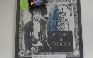 ANDY MCCOY - BUILDING ON TRADITION UUSI 2LP + NIMMARIT!!!