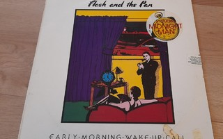 FLASH AND THE PAN Early Morning Wake Up Call 262 15 1984