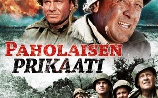 Paholaisen Prikaati(26010)k-FI-suomik.DVDwilliam hol