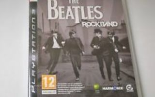 The Beatles Rock Band PS 3