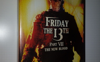DVD) Friday the 13th - part 7 - VII (1988)