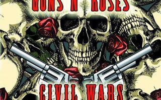 Guns N' Roses - Civil Wars: The Legendary Broadcasts 4CD set