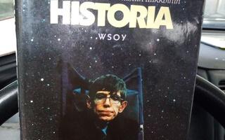 HAWKING :  AJAN LYHYT HISTORIA