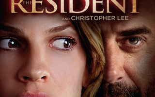 The Resident  -   (Blu-ray + DVD)