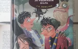 J.K. Rowling - Harry Potter ja Feeniksin kilta (sid.)