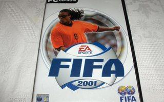 EA SPORTS FIFA 2001 PC CD-ROM