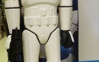 (FIGUURI) star wars stormtrooper super shogan (kork.61cm)715
