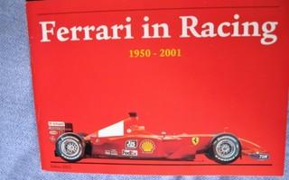 Ferrari in Racing 1950 - 2001 (suomeksi)