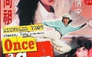 --- Michelle Yeoh: ONCE A COP --- !!