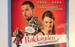 Rakkauden Rasvaprosentti (Blu-ray + DVD) Mikko Nousiainen