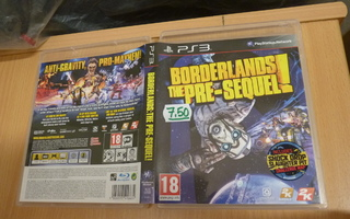 Borderlands: The Pre-Sequel!    (ps3) 10417