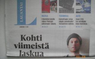 Helsingin Sanomat 2.1.2016 - D-osa (17.7)